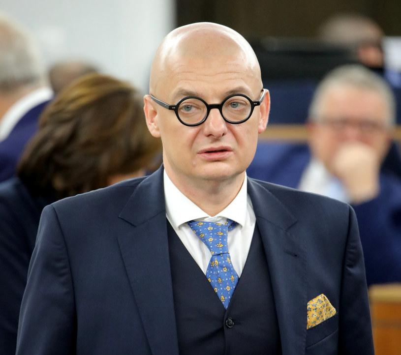 Michał Kamiński (PSL): Niedawno liderzy PiS mówili, że nie da się przeprowadzić legalnych wyborów po 23 maja /Piotr Molecki /East News