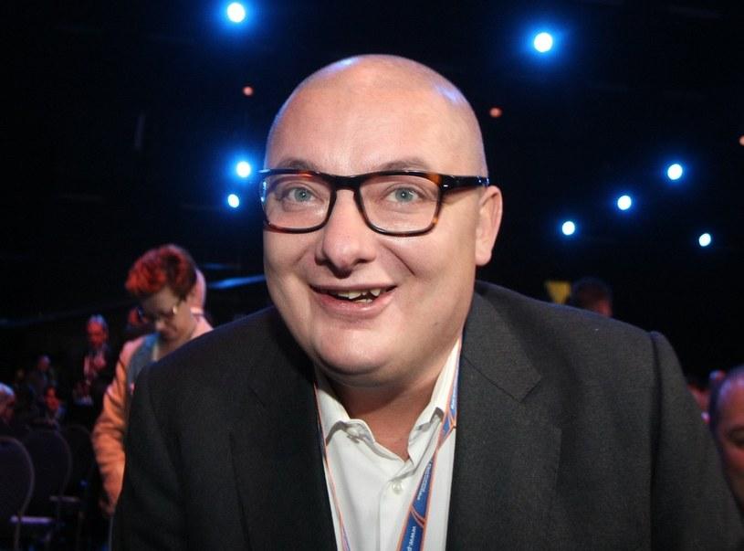 Michał Kamiński został najbliższym doradcą premier Ewy Kopacz /Michał Dyjuk /Reporter