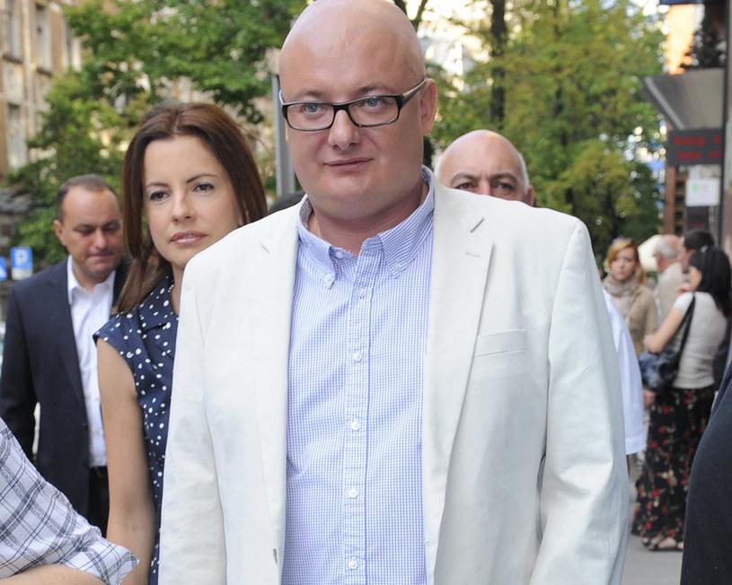 Michał Kamiński zrzucił 20 kg! /Jarosław Antoniak /MWMedia