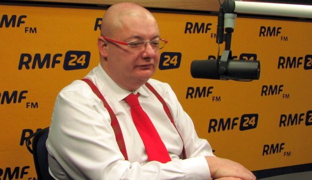 Michał Kamiński /RMF