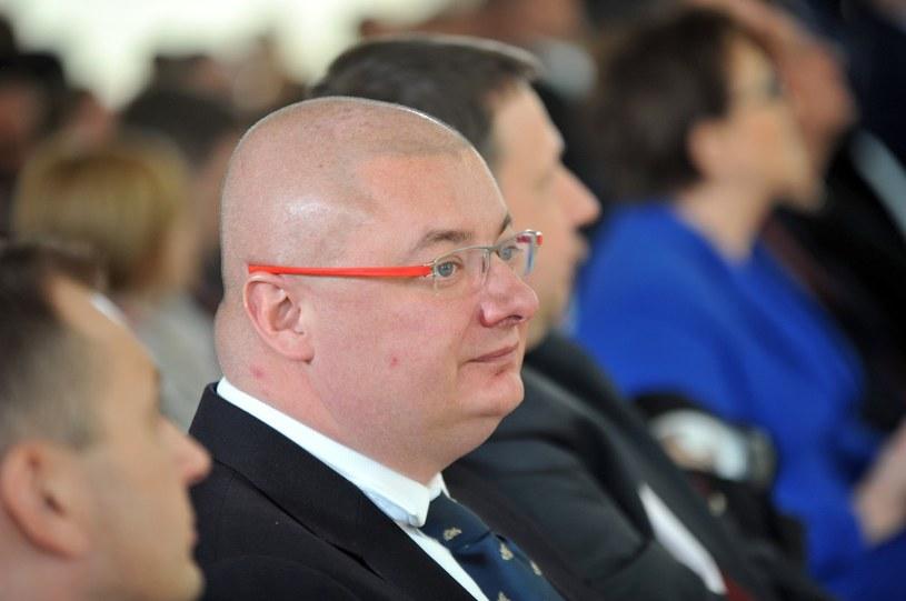 Michał Kamiński /M. Lasyk /Reporter