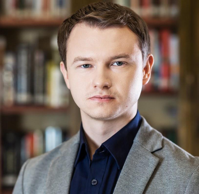 Michał Kędzierski, analityk Ośrodka Studiów Wschodnich /materiały prasowe