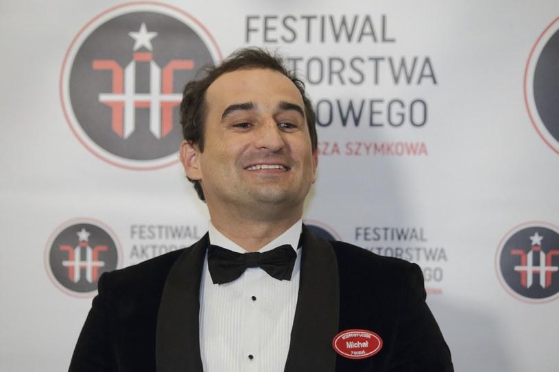 Michał Koterski ostrzega przed narkotykami /Piotr Zajac/REPORTER /East News
