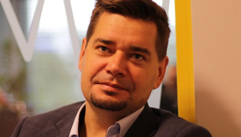 Michał Królikowski /Michał Dukaczewski /RMF FM