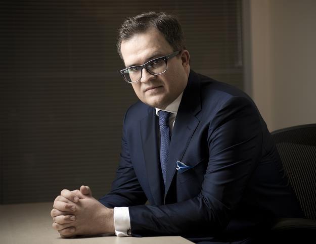 Michał Krupiński, prezes Pekao /Informacja prasowa