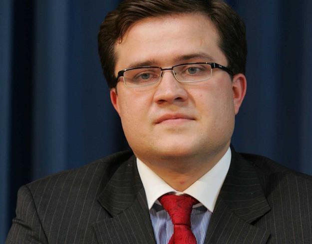 Michał Krupiński, prezes PZU. Fot. Witold Rozbicki /Reporter