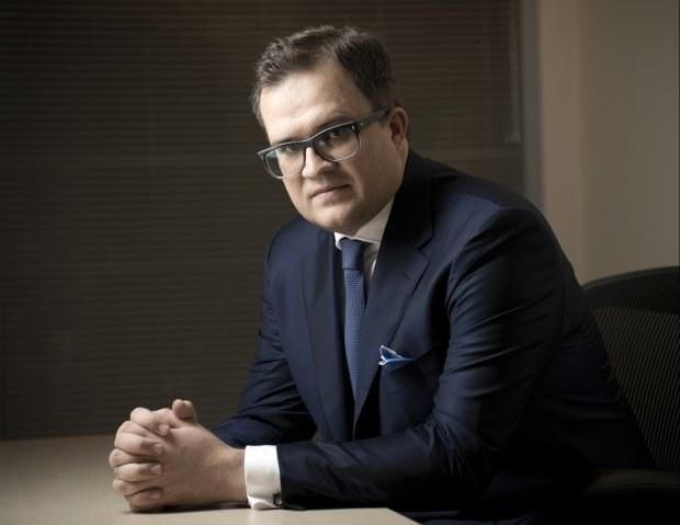 Michał Krupiński, prezes PZU/Zdjęcie pochodzi ze strony PZU /