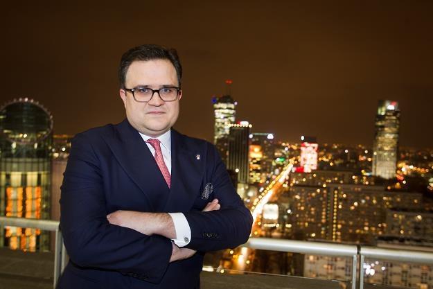 Michał Krupiński - prezes PZU /Informacja prasowa