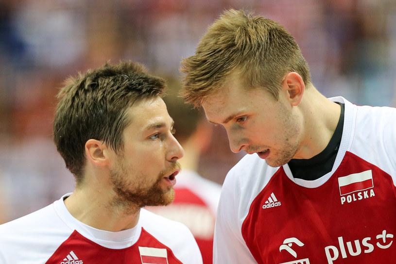 Michał Kubiak i Mateusz Bieniek /Tomasz Jastrzębowski /Newspix
