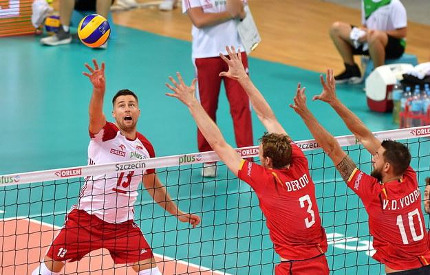 Michał Kubiak nie był zadowolony z rezultatu / Marcin Bielecki    /PAP