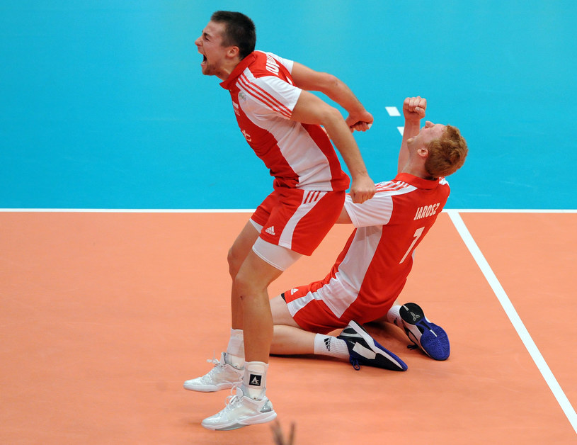 Michał Kubiak (z lewej) i Maciej Jarosz. /. /AFP