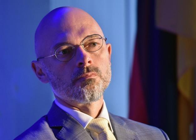 Michał Kurtyka, minister klimatu. Fot. Artur Barbarowski /Agencja SE/East News