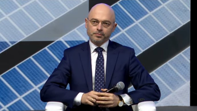 Michał Kurtyka, minister klimatu i środowiska /INTERIA.PL