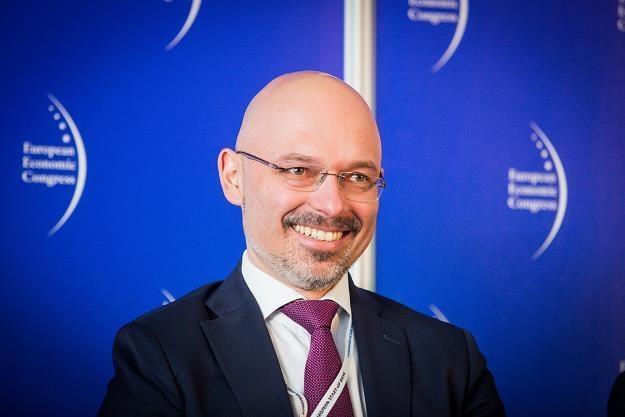 Michał Kurtyka, podsekretarz stanu Ministerstwie Energii. Fot. Dominik Gajda /Reporter