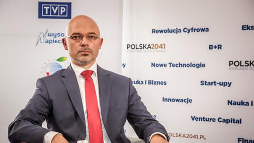 Michał Kurtyka, wiceminister energii dla Interii