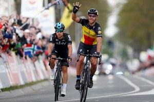 Michał Kwiatkowski drugi w Amstel Gold Race