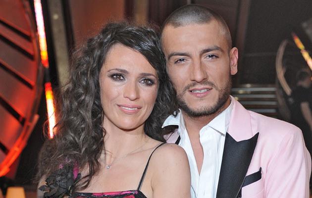 Michał Kwiatkowski i Jania Lesar, fot. Andras Szilagyi  /MWMedia