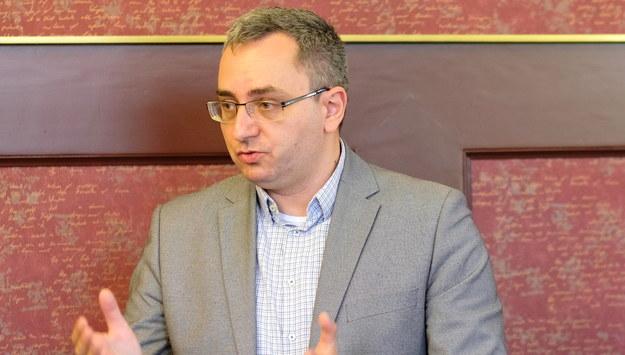 Michał Lasota / Andrzej Grygiel    /PAP