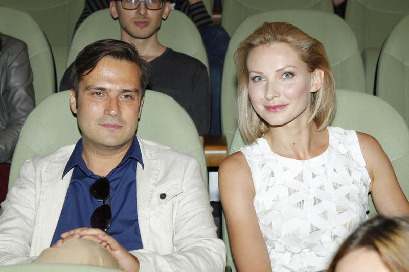 Michał Lesień-Głowacki i Joanna Moro /Podlewski /AKPA