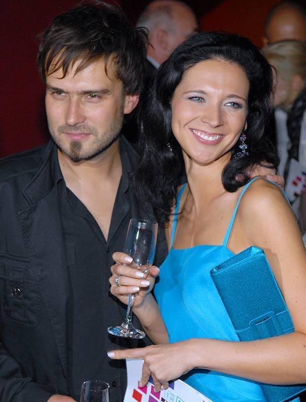 Michał Lesień i Andżelika Piechowiak, fot. Marek Ulatowski  /MWMedia