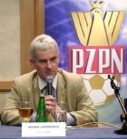 Michał Listkiewicz przekonuje do organizacji ME 2012 /INTERIA.PL
