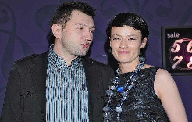 Michał Marzec i Magda Różczka /- /MWMedia