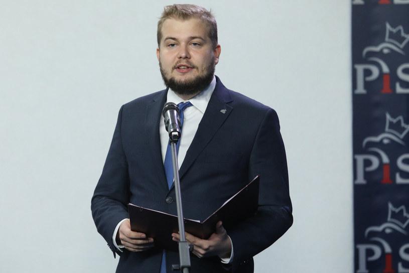 Michał Moskal /Fot Tomasz Jastrzebowski /Reporter