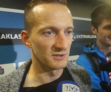 Michał Peszkovicz po awansie Cracovii do eliminacji Ligi Europejskiej