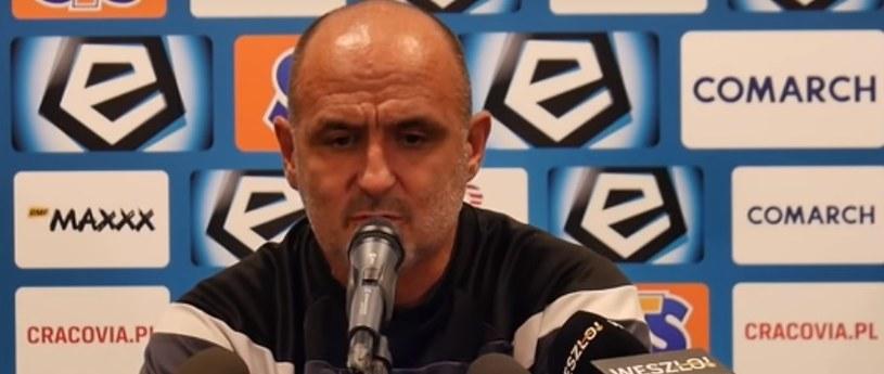 Michał Probierz /INTERIA.PL