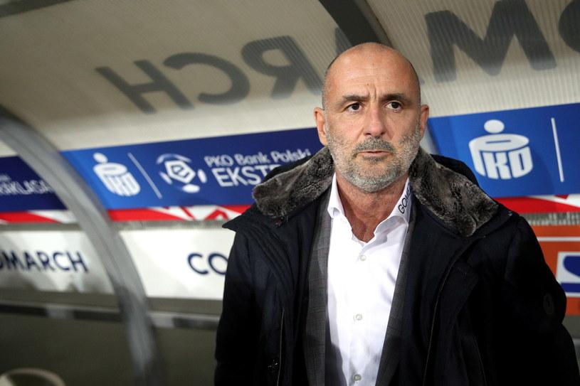 Michał Probierz //Łukasz Gągulski /PAP