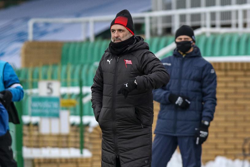 Michał Probierz /Pawel Jaskolka / PressFocus / NEWSPIX.PL /Newspix