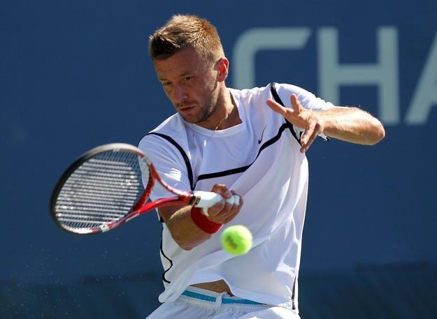 Michał Przysiężny nie zagra w turnieju ATP w Delray Beach /AFP