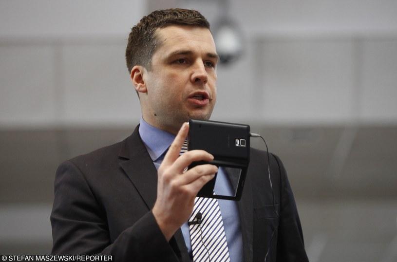 Michał Rachoń /STEFAN MASZEWSKI/REPORTER /East News