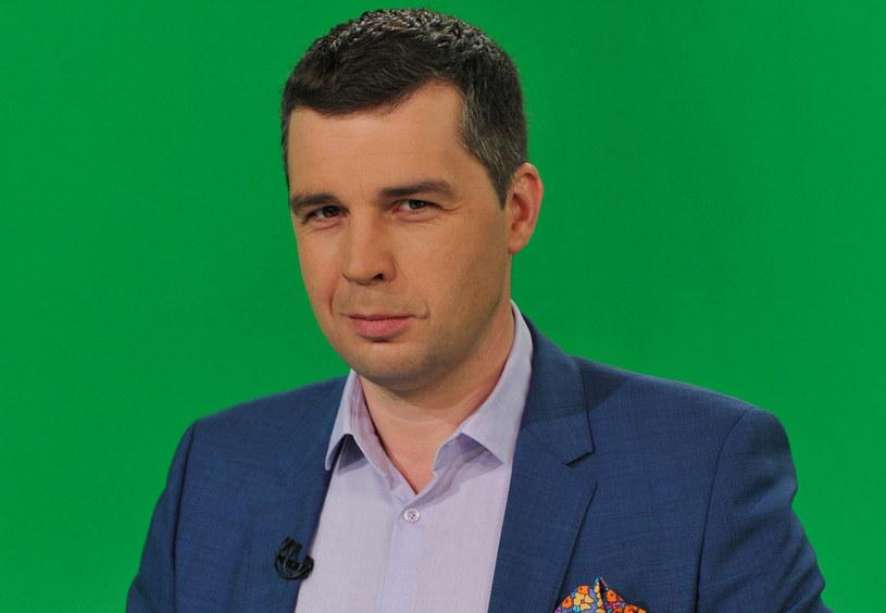Michał Rachoń /Agencja FORUM