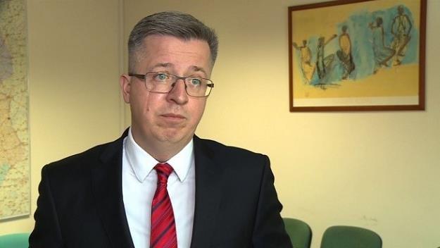Michał Sadecki, prezes Polskiej Grupy Supermarfketów /Newseria Biznes