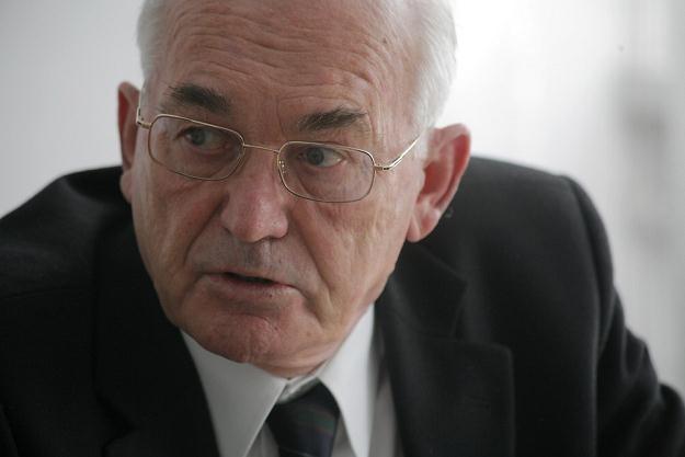 Michał Skipietrow, były wieloletni prezes Mostostalu-Export /fot. Andrzej Stawiński /Reporter