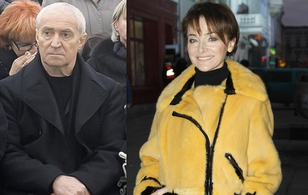 Michał Sobolewski i Irena Jarocka /- /AKPA