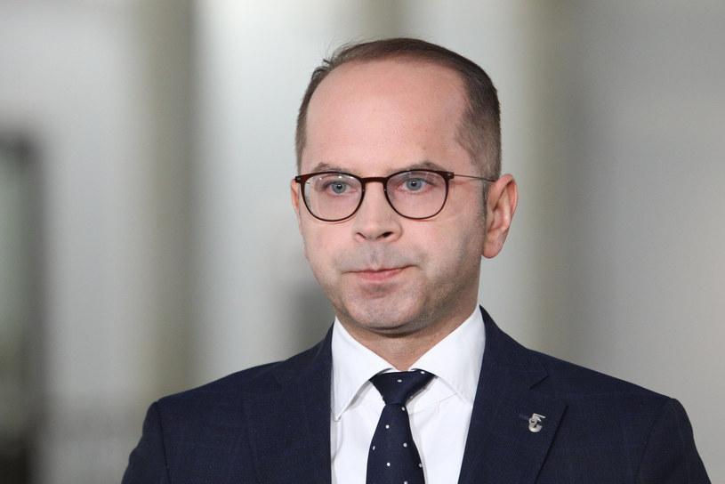Michał Szczerba został przewodniczącym Polsko-Izraelskiej Grupy Parlamentarnej /Tomasz Jastrzebowski/REPORTER /East News