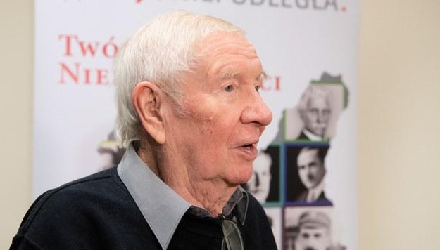 Michał Szewczyk na zdj. z 2018 r. /Grzegorz Michałowski   /PAP