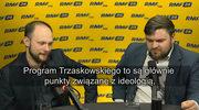 Michał Szpądrowski: Program Rafała Trzaskowskiego są głównie punkty związane z ideologią