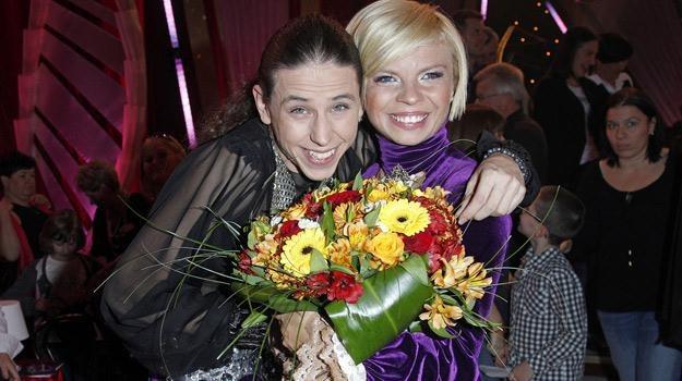 Michał Szpak i Paulina Biernat już nie powalczą o Kryształową Kulę /AKPA