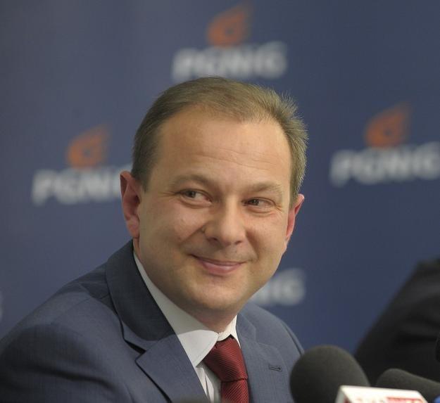 Michał Szubski zrezygnował z prezesury w PGNiG. Fot Witold Rozbicki /INTERIA.PL