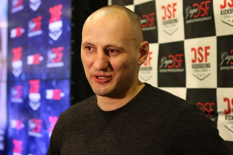 Michał Turyński /sporty-walki.org