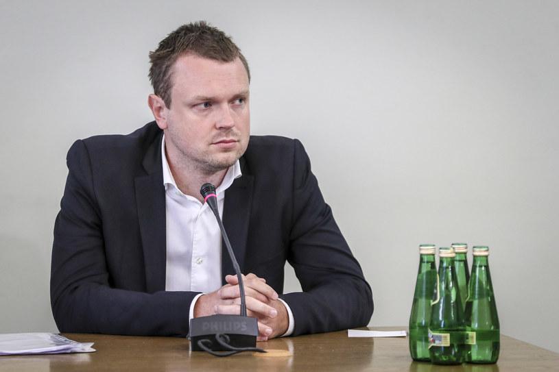 Michał Tusk /Andrzej Iwańczuk /Reporter