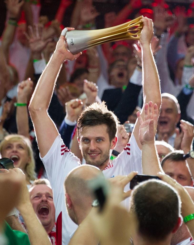 Michał Winiarski jest mistrzem świata z 2014 roku /AFP