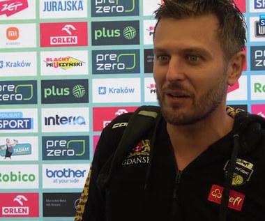 Michał Winiarski: Zależało mi na tym, żebyśmy przyjechali na turniej całym zespołem (POLSAT SPORT) Wideo