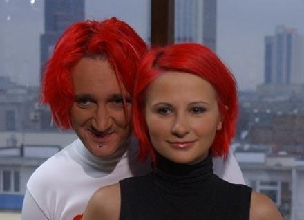 Michał Wiśniewski i Anna Świątczak (Ich Troje) /MWMedia