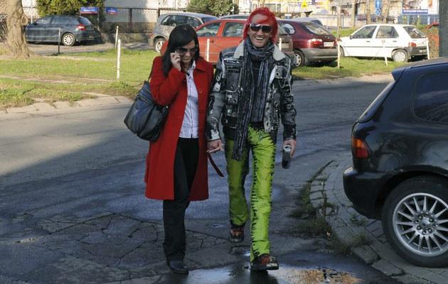 Michał Wiśniewski i Dominika Tajner-Idzik, fot. Jan Bielecki  /East News