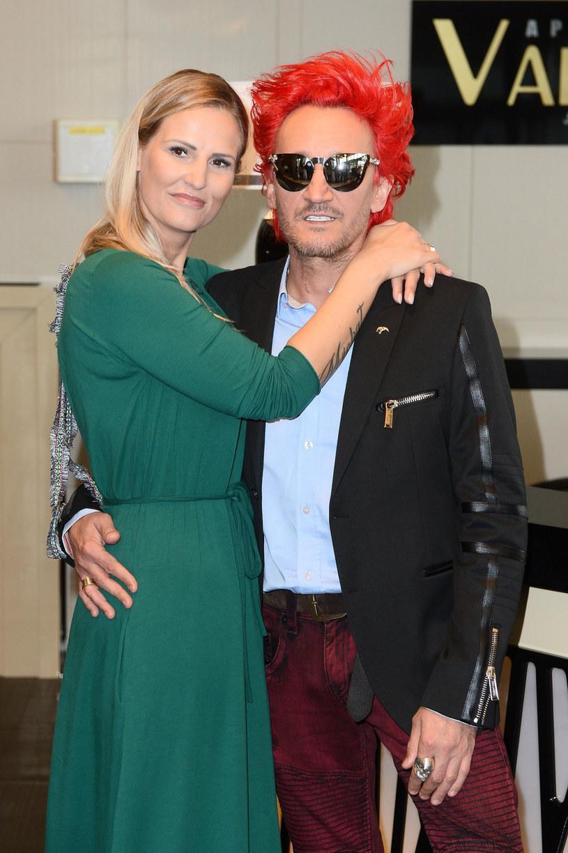 Michał Wiśniewski i Dominika Tajner nie mieli wspólnych dzieci /VIPHOTO /East News