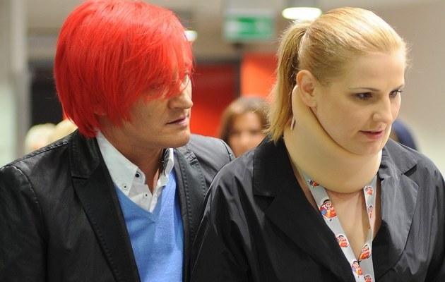 Michał Wiśniewski i Dominika Tajner /- /MWMedia